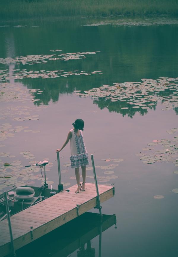 lake 6 blue vignette